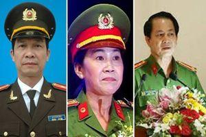 Bộ Công an thi hành kỷ luật 3 phó giám đốc Công an tỉnh Đồng Nai