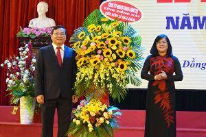 Trường đại học Đồng Nai khai giảng năm học mới