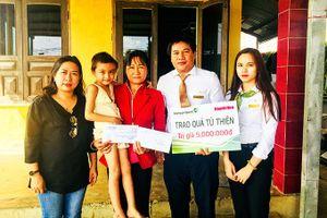 Bạn đọc ủng hộ hơn 86 triệu đồng cho bé Lê Thị Thanh Thảo
