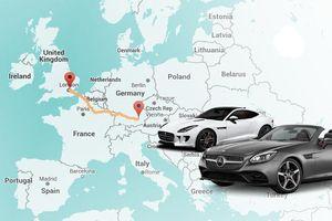 Ma trận thuê xe tự lái châu Âu: 'Để không sợ hãi'
