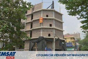 Những sai phạm trật tự xây dựng ở phường Xuân Đỉnh: Trách nhiệm thuộc về ai?