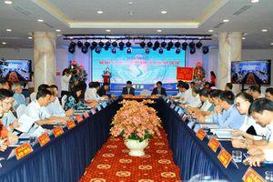 Hội thảo 'Báo đảng tuyên truyền phục vụ đại hội đảng bộ các cấp'