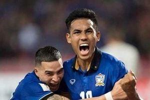 Thái Lan đoạt ngôi đầu bảng từ tay Việt Nam