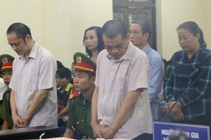 Bị cáo vụ gian lận thi cử ở Hà Giang phải 'sửa điểm' vì cấp trên