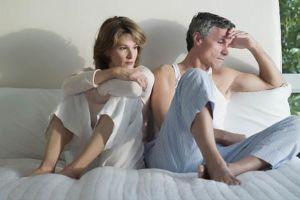 Sợ hãi ngủ cùng chồng vì điều này