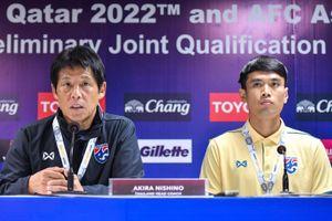 HLV Nishino cảnh báo học trò về cầu thủ nguy hiểm nhất của ĐT UAE
