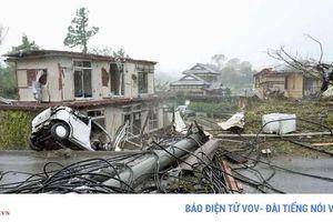 Nhật Bản chịu thiệt hại nặng nề sau bão Hagibis