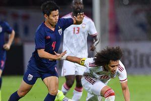 Đánh bại UAE, Thái Lan dẫn đầu bảng G Vòng loại World Cup 2022