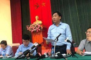 Khuyến cáo người dân không sử dụng nước Sông Đà nhiễm bẩn để nấu ăn, uống
