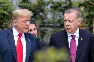 Mỹ tuyên bố đòn trừng phạt mạnh tay với Thổ Nhĩ Kỳ