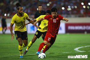 Đội hình tuyển Việt Nam đấu Indonesia: Công Phượng dự bị, Quang Hải đá cặp với Văn Toàn