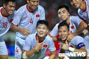 Bảng xếp hạng vòng loại World Cup 2022: Tuyển Việt Nam chiếm vị trí thứ hai