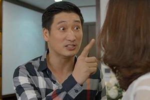 Diễn viên Ngọc Quỳnh nói gì về vai diễn người chồng bội bạc trong 'Hoa hồng trên ngực trái'?