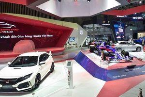 Honda mang nhiều phiên bản xe thể thao mới về Việt Nam