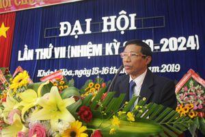Họa sĩ Trần Hà được bầu làm Chủ tịch Hội Văn học – Nghệ thuật tỉnh Khánh Hòa