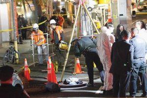 Phát hiện xác một người đàn ông trong hố ga ở New York