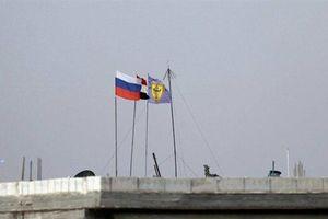 Nga trấn giữ Manbij, Thổ lâm thế bí