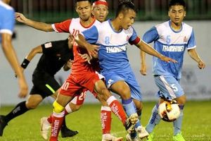Hòa đáng tiếc, TP HCM chia tay Giải U21 quốc gia 2019