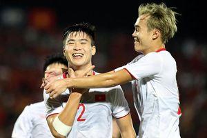 Indonesia 1-3 Việt Nam: Đêm đầy sao ở Bali