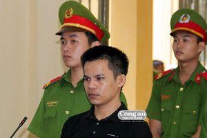 Vẻ bình thản 'lạnh người' của kẻ sát nhân bị tuyên án tử