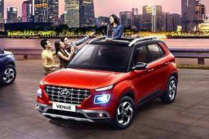 Hyundai Venue từ 216 triệu đồng 'cháy hàng' tại Ấn Độ