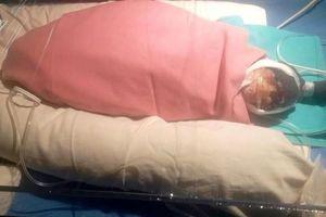 Cụ bà U80 thụ tinh nhân tạo sinh bé gái 600gram vì lý do bất ngờ...