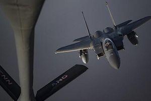 Mỹ điều F-15 và trực thăng Apace tới Syria 'dằn mặt' Thổ Nhĩ Kỳ