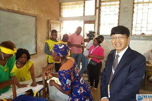 Tổng tuyển cử Mozambique: Vì một nền hòa bình phát triển lâu bền