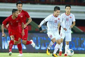 Cục diện bảng G phức tạp và khó lường, đội tuyển Việt Nam ở vào thế khó khăn
