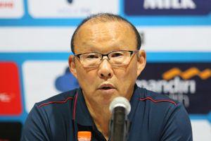 HLV Park Hang Seo nói về cú ghi bàn danh dự của Indonesia