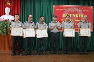 Thừa Thiên-Huế: Nhiều Chi cục Thi hành án dân sự vượt chỉ tiêu