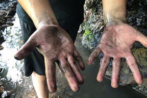 Nước sông Đà cấp cho Hà Nội nhiễm styren: Khuyến cáo không dùng để ăn, uống