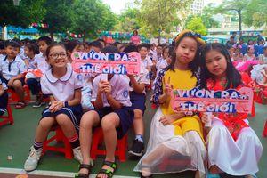 Khởi động chương trình 'Thiếu nhi Việt Nam - Vươn ra thế giới'