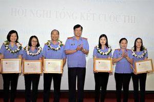 Việc tổ chức cuộc thi là sự sáng tạo của VKSND tỉnh Bắc Ninh