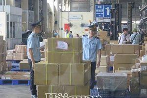 Hải quan Hà Nội cảnh giác với các mặt hàng có rủi ro cao về gian lận xuất xứ