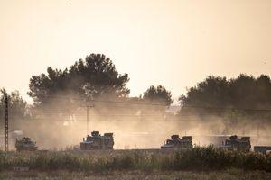 Thổ Nhĩ Kỳ bắt giam hàng chục người phản đối chiến dịch tại Syria