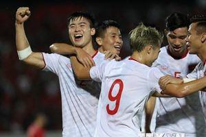 Đội tuyển Việt Nam trở lại top 15 châu Á trên bảng xếp hạng FIFA