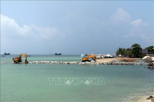 Yêu cầu tạm dừng dự án lấp biển để xây dựng thủy cung Hòn Ngưu ở Vũng Tàu