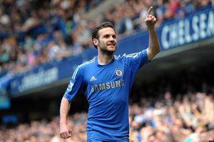 Đội hình vĩ đại nhất của Chelsea 10 năm qua: Mata góp mặt