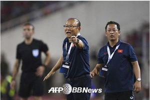 Báo Hàn: 'Không thể ngăn cản Việt Nam ở vòng loại World Cup 2022'