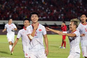 Truyền thông Hàn Quốc ấn tượng với 'giấc mơ World Cup' của Việt Nam