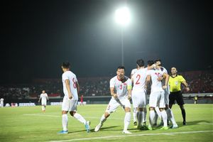 Đội tuyển Việt Nam, 'hãy vui, nhưng đừng vui quá'
