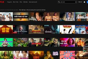 Netflix công bố giao diện và phụ đề tiếng Việt cho người dùng tại Việt Nam