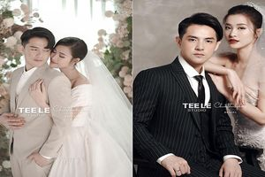 Trọn bộ ảnh cưới 'tình bể bình' của Đông Nhi và Ông Cao Thắng