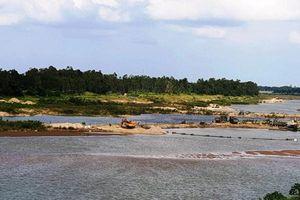 Quảng Nam: Đột kích bãi cát giữa sông, triệt phá 2 tụ điểm đánh bạc