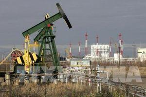 Giá dầu thế giới giảm nhẹ do lo ngại cuộc chiến thương mại Mỹ-Trung