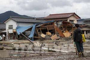 Nhật Bản sẽ trích quỹ 6,5 triệu USD để khắc phục hậu quả của bão Hagibis