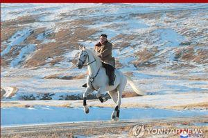 Chủ tịch Triều Tiên thăm núi Paektu, chuẩn bị có quyết sách trọng đại?