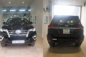 Chủ xe Toyota Fortuner bốc biển 'tứ quý' rao bán giá gần gấp đôi