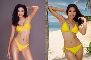 Sự trùng hợp kỳ lạ khiến người đẹp từng 'cà khịa' H'Hen Niê được dự đoán là Á hậu Miss Universe Việt Nam 2019